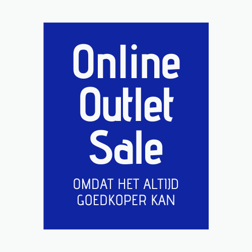 Outlet-Sale